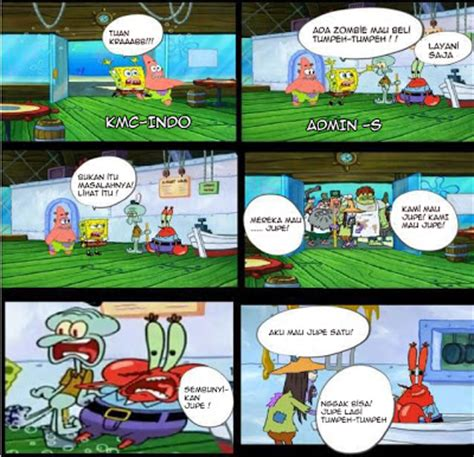 Meme Spongebob Indonesia - meme komik indonesia spongebob search results calendar