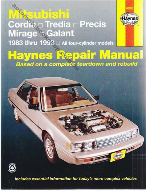 auto air conditioning repair 1984 mitsubishi cordia parental controls mitsubishi cordia tredia precis mirage galant 1983 1993 workshop manual