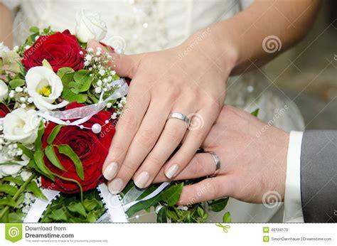 Wedding Holding wedding holding stock photo image 46124170