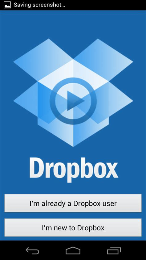 dropbox latest version dropbox for android updated for ics and available now in