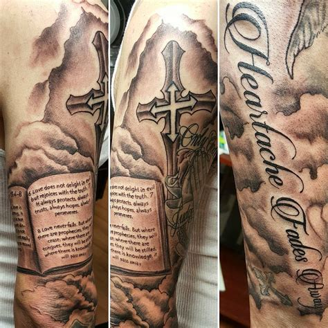 the bible on tattoos 75 best bible verses designs holy spirits 2019