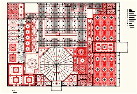 Drawing Floor Plan id4756 amp id4755 final rcp drawing