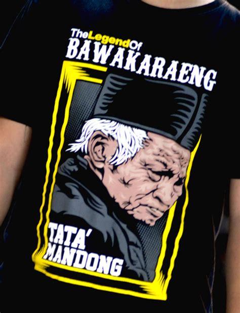 Kaos Satwa 1 tata mandong sosok penjaga hutan bawakaraeng mongabay co id