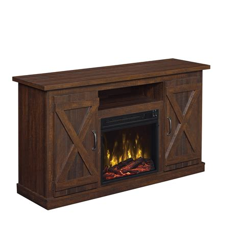 cottonwood tv stand  tvs     electric