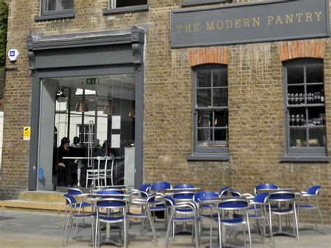 modern pantry restaurants  clerkenwell london