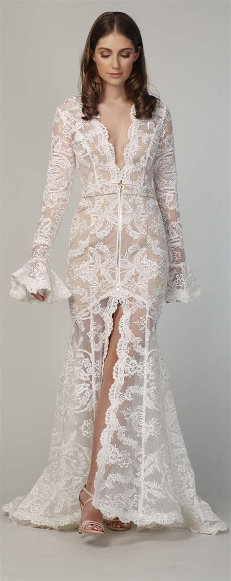 Bridal Trends: Non Strapless Wedding Dresses   Belle The
