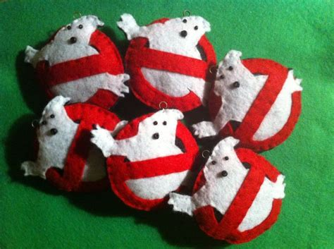 felt ghostbusters ornaments my felt christmas ornaments