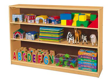 preschool bookshelves classic birch store anything large classroom shelves at lakeshore learning