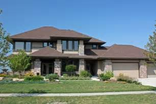 Prairie Home Style prairie style house plans craftsman home amp floor plan collections