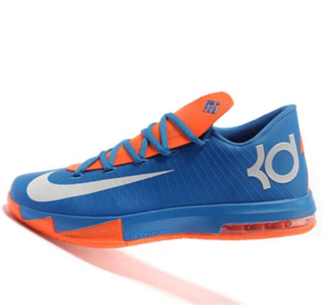 kevin durant basketball shoes nike kd vi 6 white orange kevin durant basketball shoes