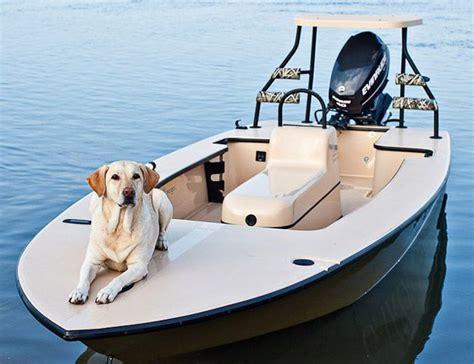 flats skiff boat plans garden gun magazine skiff a shallow water fishing boat