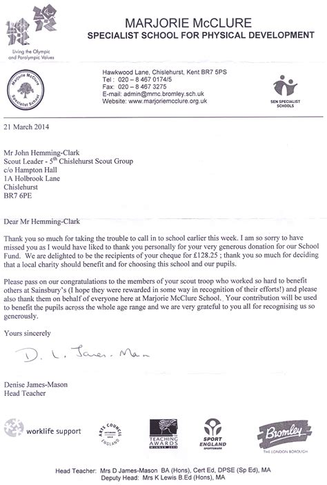 charity letter ks2 charity bag packing letter 28 images 28 charity bag