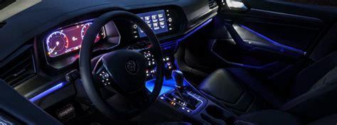 ambient color options    volkswagen jetta