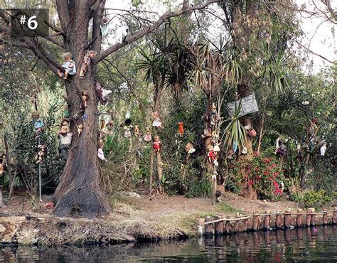 haunted doll city the island of the dolls mexico xochimilco a district
