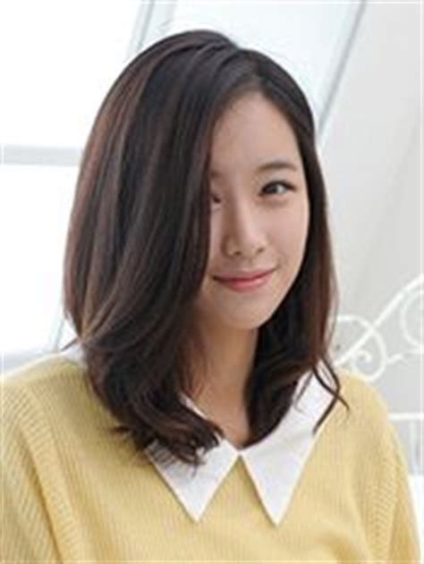 shoulder length permed hair round face 1000 images about digital perm shoulder length hair on