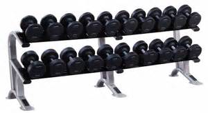 york pro style dumbbell set rack 12 5kg to 35kg 10 pairs