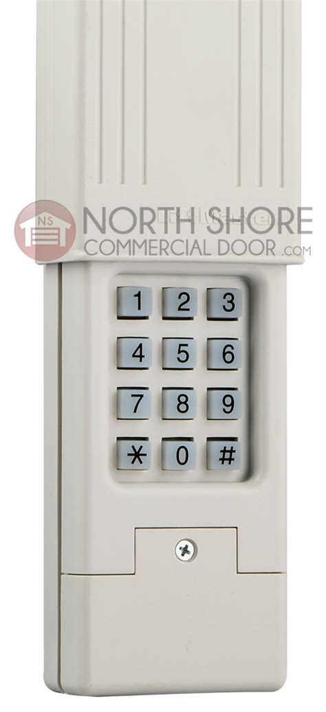 Universal Garage Door Keypad by 387lm Universal Wireless Keypad
