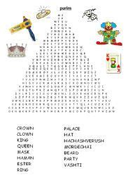 printable jewish word search puzzles english worksheet purim word search purim sameach