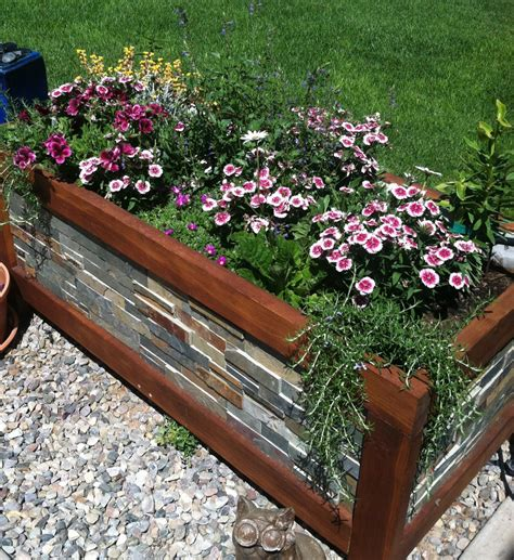 diy planter box diy planter box secret garden pinterest