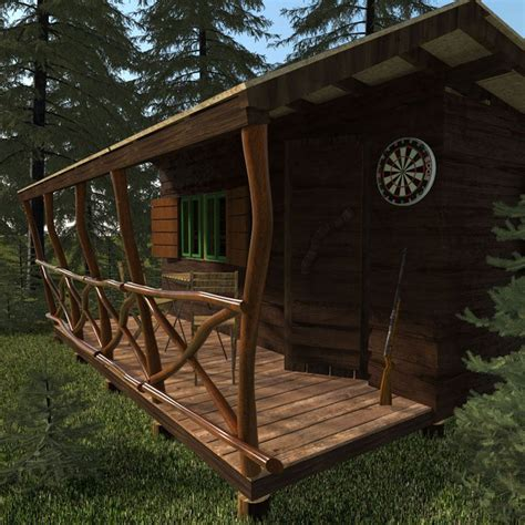 Diy Cabin by Simple Small Cabin Plans
