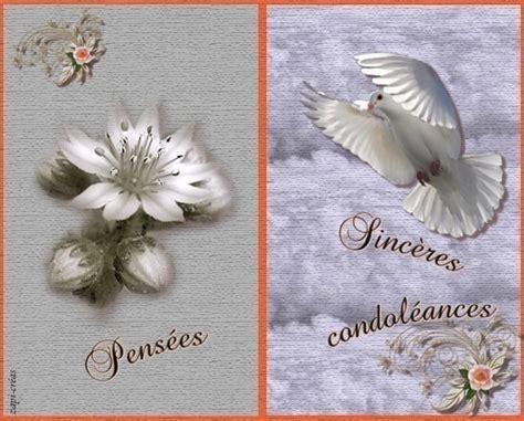 Modèles Cartes Condoléances Gratuites Imprimer