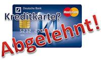 deutsche bank prepaid kreditkarte kreditkarte deutsche bank abgeleht was