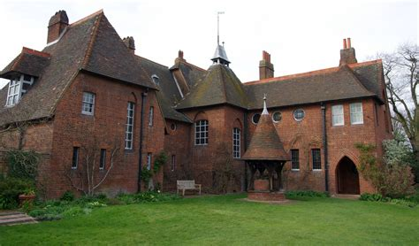 get the look william morris red house the chromologist william morris red house 1859 londres arts crafts