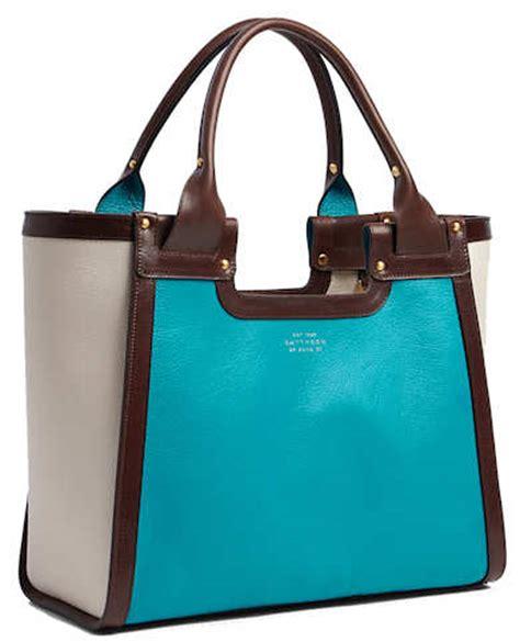 cooper tuskbag brownorange turquoise designer handbags