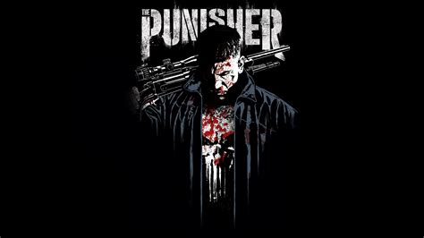 the series the punisher tv series wallpaper hd