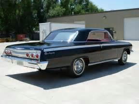 1962 chevrolet impala ss 2 door hardtop 44162