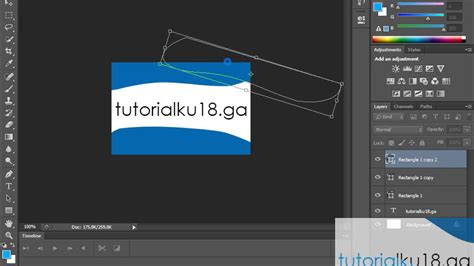 tutorial membuat logo sederhana dengan adobe photoshop cs6 membuat logo banner blog simpel pada adobe photoshop cs6