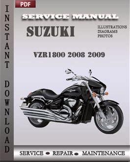 free online car repair manuals download 2008 suzuki reno transmission control suzuki vzr1800 2008 2009 free download pdf repair service manual pdf