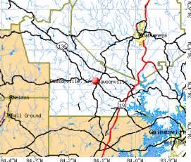 dawsonville ga 30534 profile population maps