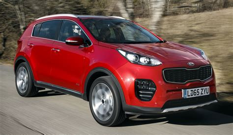 gallery new kia sportage goes on sale in the uk