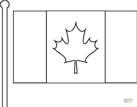 Canadian Flag Coloring Page To Invigorate In Coloring Canada Flag Colouring Page