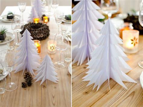 einfache weihnachtstisch dekorationen einfache tischdeko weihnachten basteln nzcen