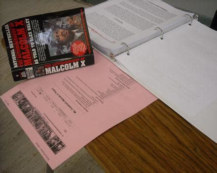 Autobiography Of A School Desk by Studio 360 American Icons The Autobiography Of Malcolm X