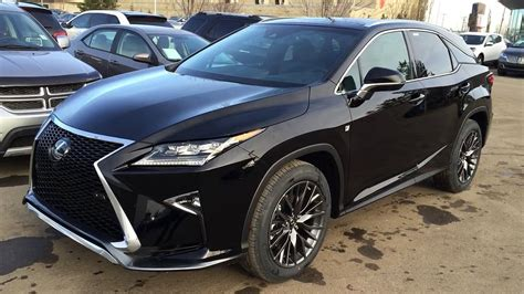 Lexus Rx 350 Awd Review by 2016 Lexus Rx 350 Awd F Sport Review Autos