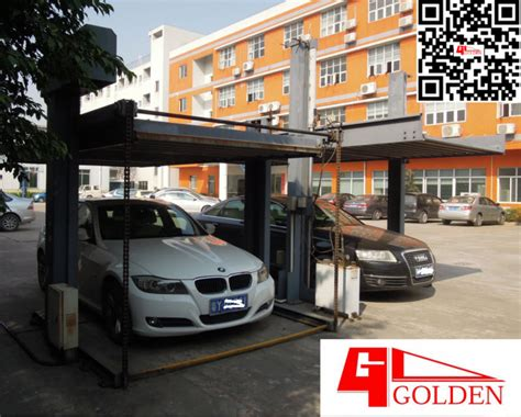 Closest Petrol Garage by Foshan Deck Sideways Moving And Lift Garage Puzzle