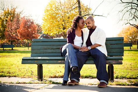 people sitting on benches engagement nicole kirk