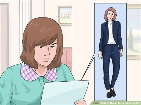 careers with banks how to dress for a banking 12 steps with pictures