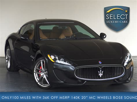 Maserati Granturismo Msrp by 2017 Granturismo Msrp Best New Cars For 2018