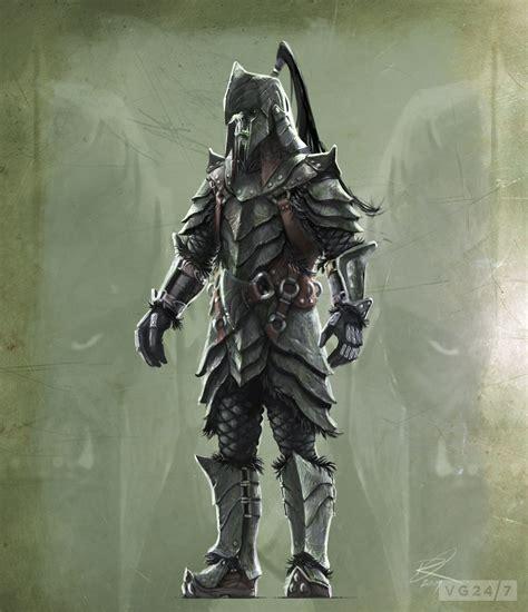 skyrim armor skyrim concept depicts and places