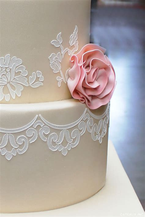 image gallery lace cake patterns