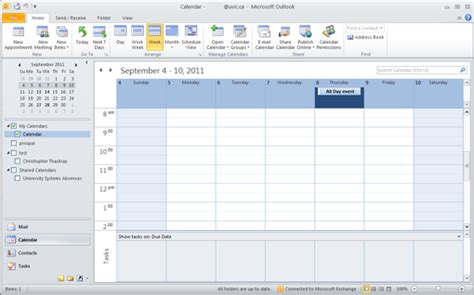 make outlook calendar event create an all day event outlook 2010 and 2013