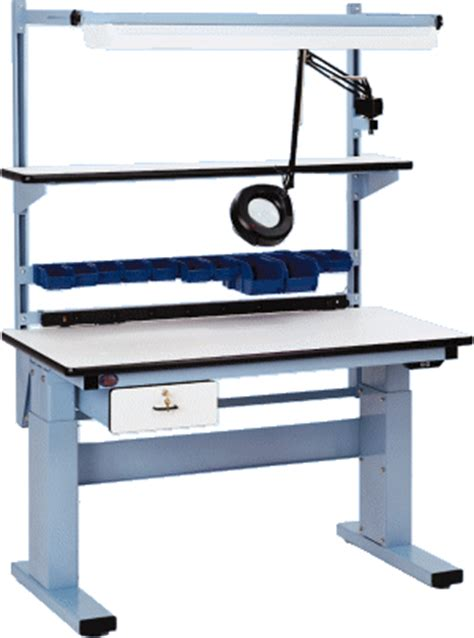 clean room work benches esd safe cleanroom tables workstation workbenches