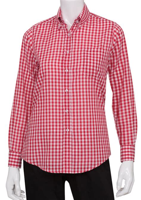 Gingham Blouse gingham blouses collar blouses