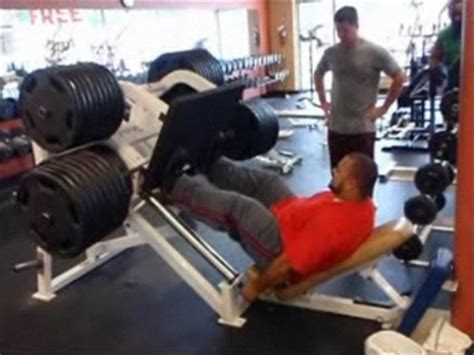ronnie coleman bench press record leg press record oasis amor fashion