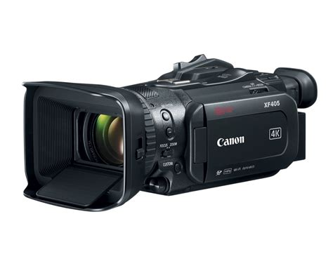 compact 4k canon announces three compact 4k camcorders