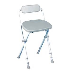 Folding Stool Sherwood Folding Perching Shower Stool